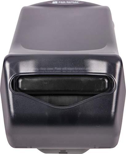 San Jamar Venue Napkin Dispenser for Countertop in Black