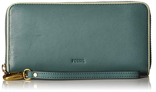 Fossil-Emma-Large-Zip-Wallet-Light-Sage-Wallet