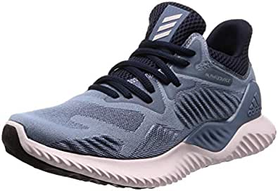 adidas Women's Alphabounce Beyond W, RAW Grey/Orchid Tint/Legend Ink, 5.5 US