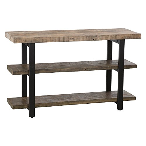 Alaterre Pomona Rustic Console Table - by Alaterre
