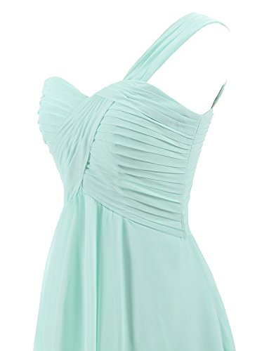 Dress Women's Party Sd427 Chiffon champagne Gown Clearbridal Bridesmaid Guest Wedding qtSd6xw