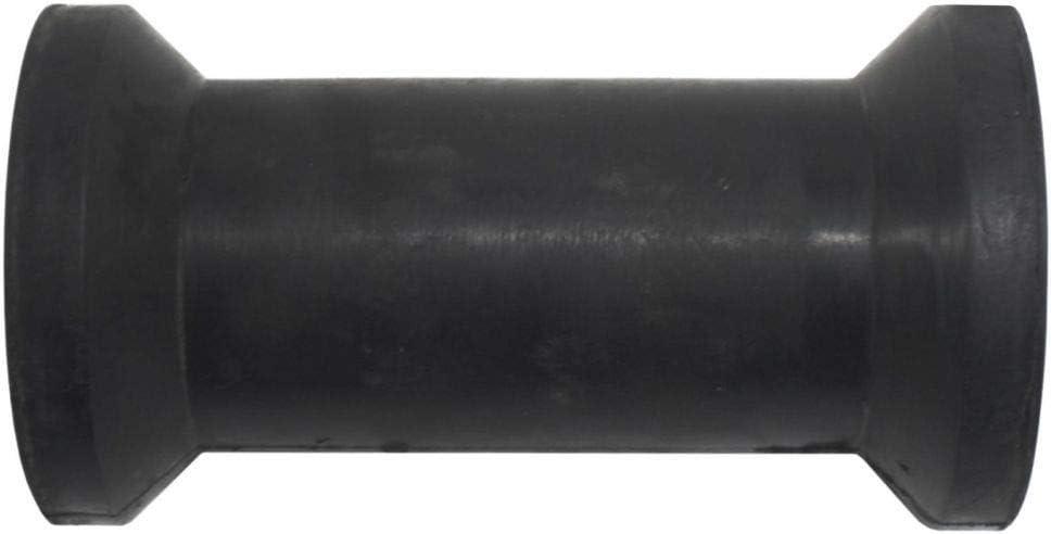 Gummi 127 mm Kielrollen 16 mm Bohrung UBR22