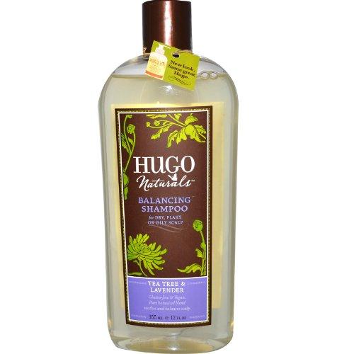 Hugo Naturals, Balancing Shampoo, Tea Tree & Lavender, 12 fl oz (355 ml) by Hugo Naturals