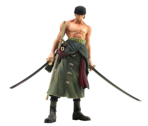 "Banpresto 48371 One Piece Master Stars Roronoa Zoro 10"" Action Figure"