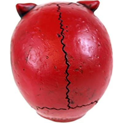 Red and Black Devil Skull Shift Knob: Automotive