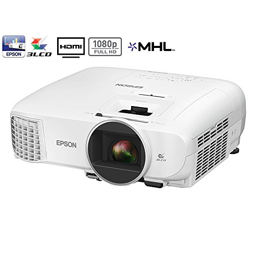 Epson Home Cinema 2100 1080p 3LCD Projector HC2100 - (Certified Refurbished) by Epson