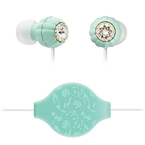Hitachi Inner Ear Canal Headphone Blue