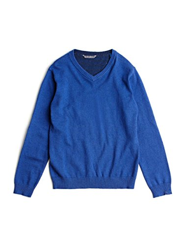 GUESS Boy's V-Neck Sweater (7-18) (Guess Wool Sweater)