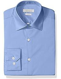 Men's Slim Fit Wrinkle Free Dress Shirt