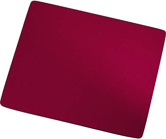 Hama 54767 Mauspad Einfarbig Rot Computer Zubehör