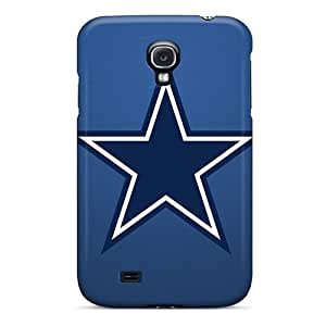 Hard Plastic Galaxy S4 Cases Back Covers,hot Dallas Cowboys Cases At Perfect Customized