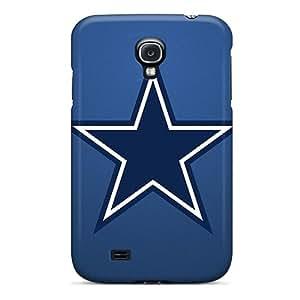 Protective Hard Cell-phone Cases For Samsung Galaxy S4 (xxp12772ghDo) Custom Lifelike Dallas Cowboys Series