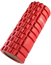 Gogoing Fitness Foam Rollers For Deep Tissue Massage, Trigger Point Foam Roller For Muscle Massage And Deep Relaxation Therapy,Relieve Muscle Tension And Stress, 33x14cm
