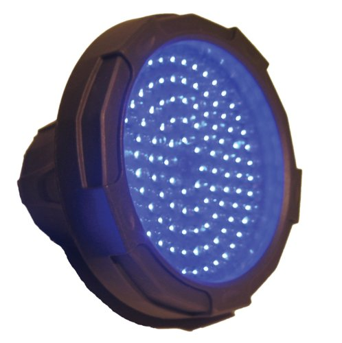 EasyPro LED124B Underwater 124 Diode LED Light, Blue by EasyPro Pond Products
