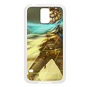 Ezreal-001 League of Legends LoL case cover HTC One M7 - Plastic White