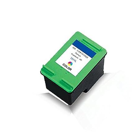 Cartucho de tinta compatible para HP Photosmart C4340 C4345 C4380 ...