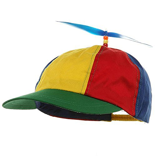Propeller Cotton Cap (Child),  Multi-color