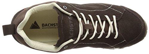 Dachstein Skywalk LC, Zapatillas de Marcha Nórdica Hombre, Marrón (Braun/Off White), 41 EU