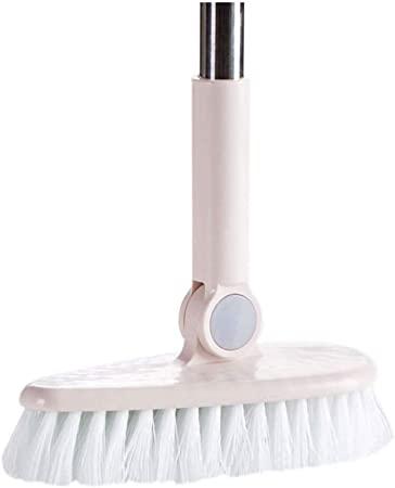 No Dead Corner Bathroom Long Handle Brush 16X7cm LXYFC Mehrfachreinigung Pinsel Tile Floor Pinsel//Floor Brush//Bathtub Pinsel//Reinigungsb/ürste Wipe Head ca
