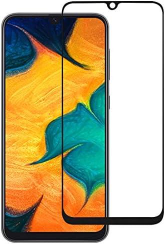 WTYD 電話アクセサリー 銀河A30&A50&M30&A40S用フルグルーフルカバースクリーンプロテクター強化ガラスフィルム