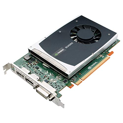 NVIDIA Quadro 2000 by PNY 1GB GDDR5 PCI Express Gen 2 x16 DVI-I DL and Dual DisplayPort OpenGL, Direct X, CUDA and OpenCL Profesional Graphics Board, VCQ2000-PB by PNY (Image #2)