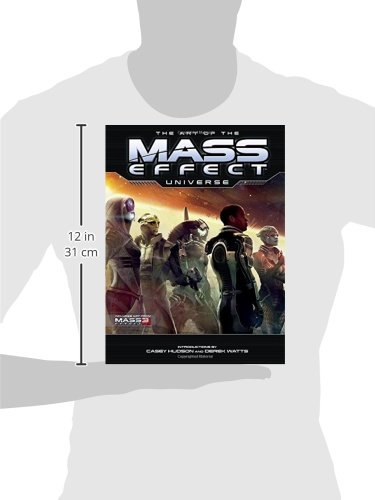 The Art of the Mass Effect Universe 5
