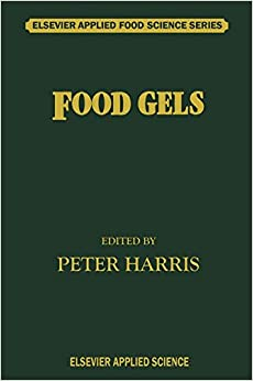 Food Gels (Elsevier Applied Food Science Series)