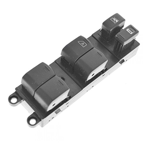 Master Power Window Switch LH Left Driver Side Front for 05-07 Nissan Pathfinder