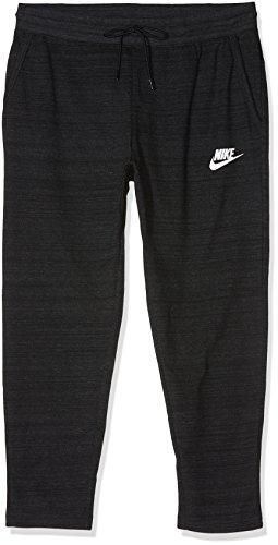 Nike Vol D'air 13 Mi, Espadrille Herren Grau (noir / Blanc Htr)