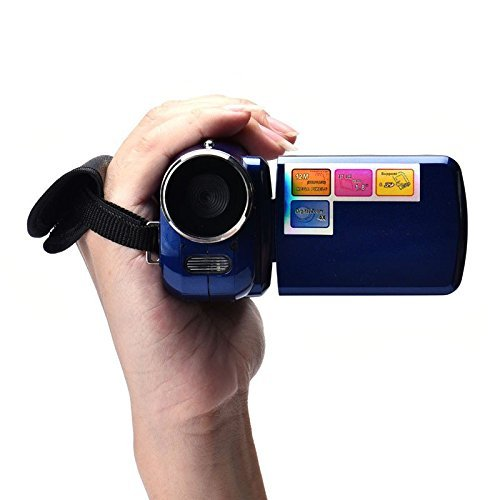coolbiz 1 8 inch mini camcorder digital camera for child import it all. Black Bedroom Furniture Sets. Home Design Ideas