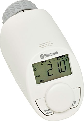eqiva Bluetooth Smart Heizkörperthermostat, 141771A1A