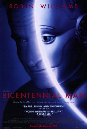 Bicentennial Man Poster 27x40 Robin Williams Embeth Davidtz Sam Neill
