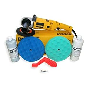 Detail King DeWalt DWP849X High Speed Buffer Swirl Remover Value Package - Double Sided