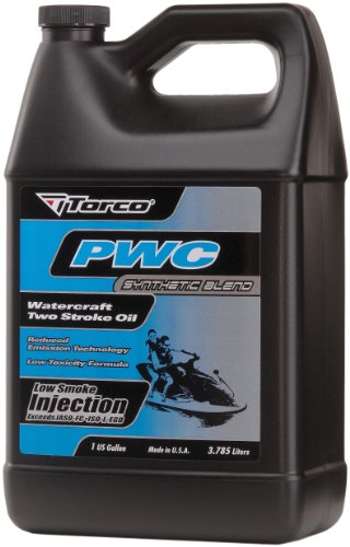 Torco Motorcycle Oil - Torco W950055FE PWC Watercraft Two Stroke Oil Jug - 1 Gallon Jug