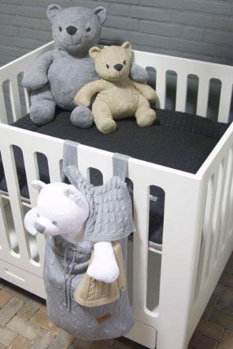 Babys Only 131212/Tapis pour parc tricot/é 100/x 85/cm