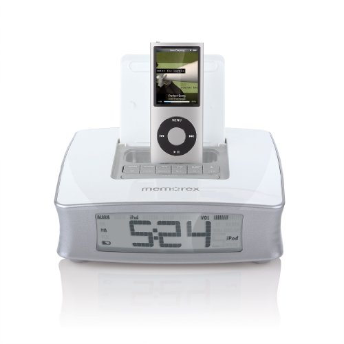 Memorex Clock Radio for iPod