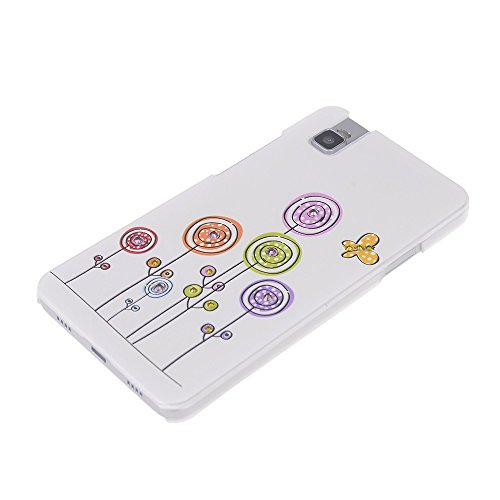 Huawei Honor 7i Funda,COOLKE [005] Moda PC Difícil Carcasa Protectora Tapa Case Cover Para Huawei Honor 7i 006