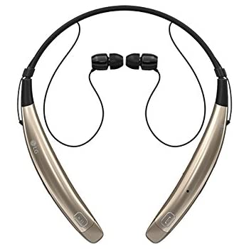 LG Tone Pro HBS-770 Wireless Stereo Headset - Gold