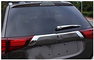rong-car1 ABS Chrom Auto Heckscheibe Wischblatt Abdeckung Abdeckung Abdeckung Verkleidung Zierleiste f/ür Qashqai 2014 2015 2016 2017 2018 2019