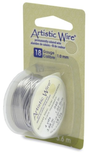 stainless steel wire 18 gauge - 9