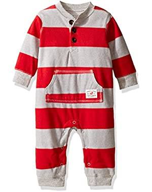 Carter's Baby Boys' Jersey Jumpsuit (Baby)