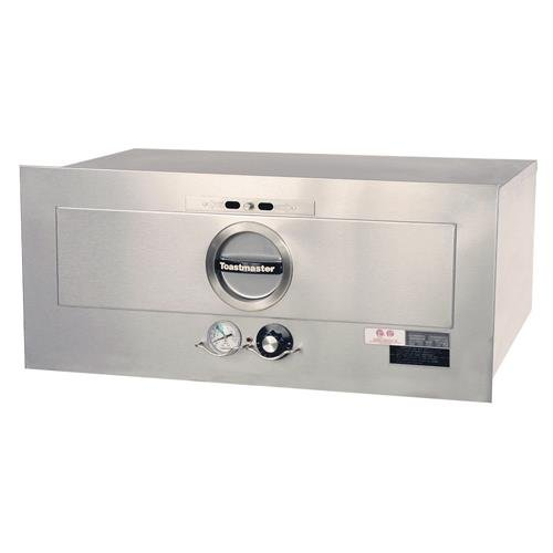 Toastmaster 3A80AT09 29-Inch Built-In Single Drawer Warmer - 120V, 450W