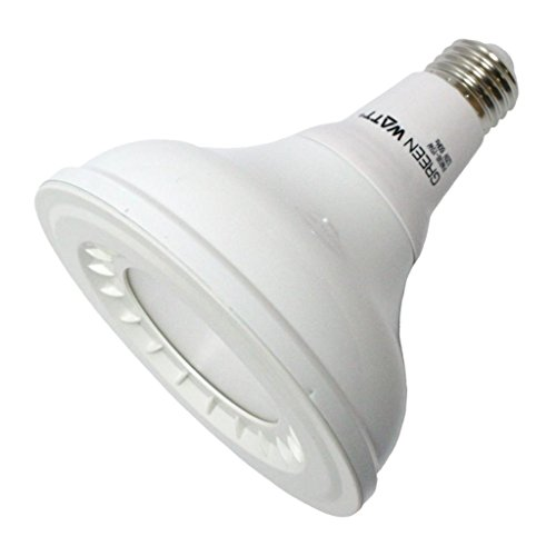 LongStar 02444 - G-L6-PAR38DWP-15W-50K-40 PAR38 Flood LED Light -