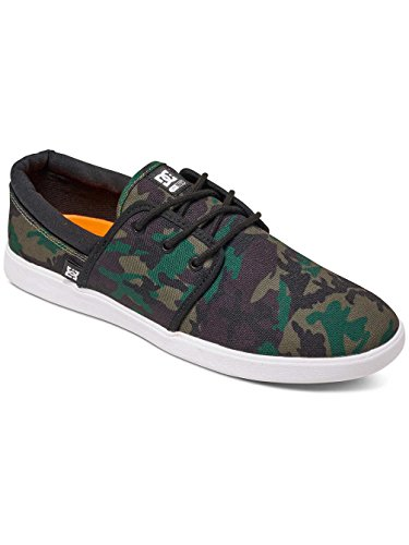 Zapatos Dc Haven Sp Negro Camo (Eu 43 / Us 10 , Negro)