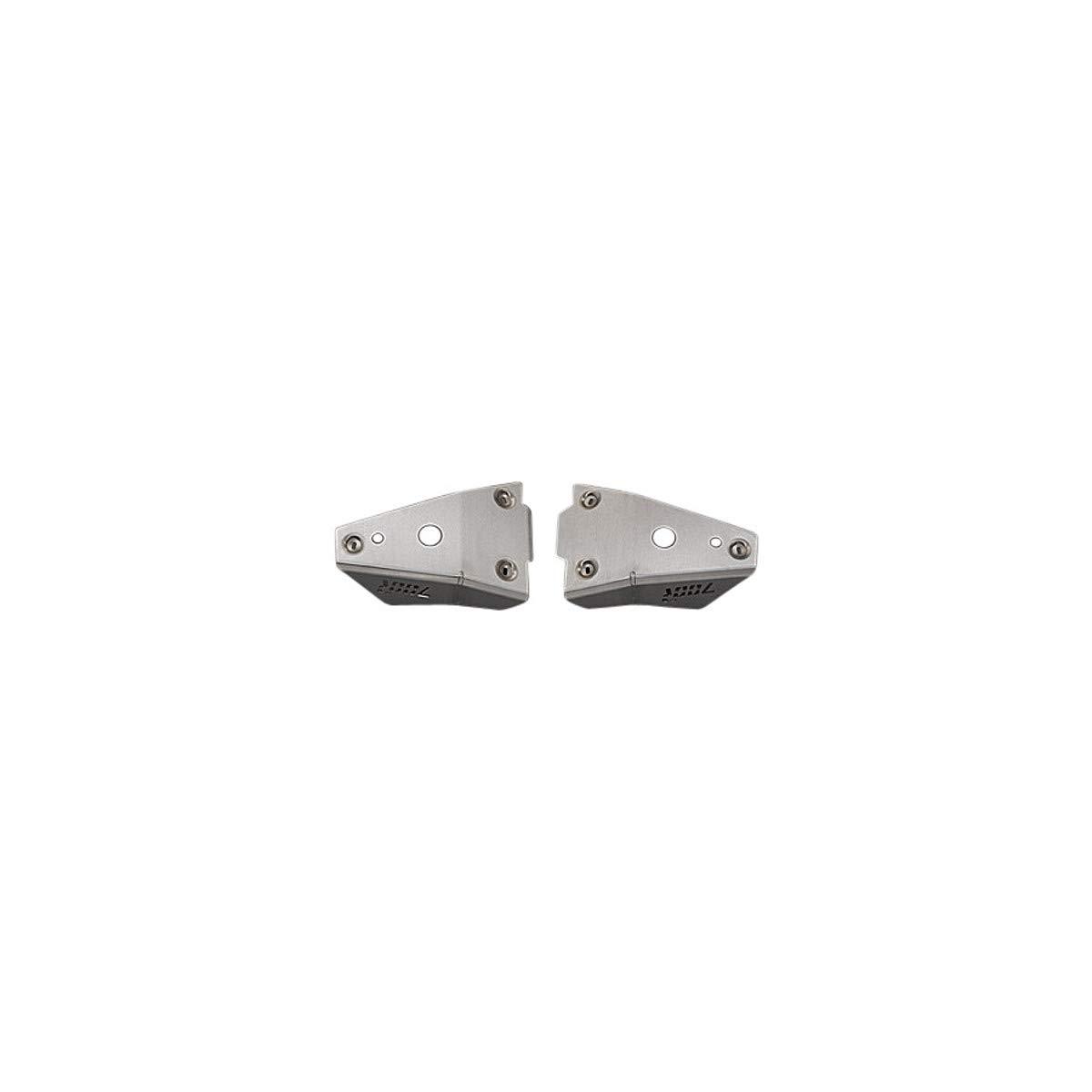 06-19 YAMAHA RAPTOR700: GYTR A-Arm Skid Plates