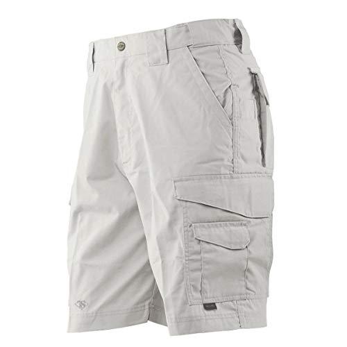 Tru-Spec Mens 24-7 Series Shorts Stone Rip-Stop, ()