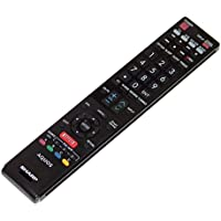 OEM Sharp Remote Control Originally Shipped With LC52LE830U, LC-52LE830U, LC52LE832U, LC-52LE832U, LC52LE920UN, LC-52LE920UN