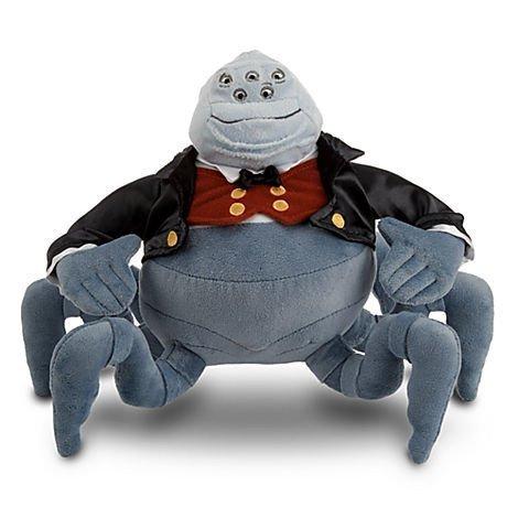 Disney Pixar Monsters, Inc Deluxe Henry J Waternoose Plush - 8'' H -
