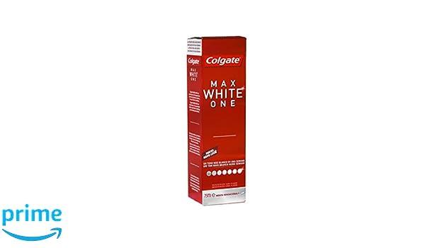 Colgate Max White One Luminous Dentífrico - 75 ml: Amazon.es: Amazon Pantry