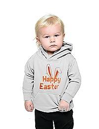 Fleece Hoddie - Happy Easter